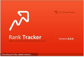 Rank Tracker selects the best keywords