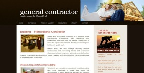 General Contractor WC