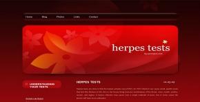 Herpes Testing Site