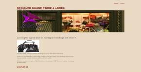 Online Store 4 Ladies