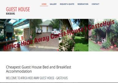 boksburg guesthouse image