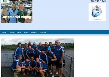 jason kriel rugby image
