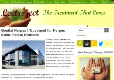 herpes treatment image